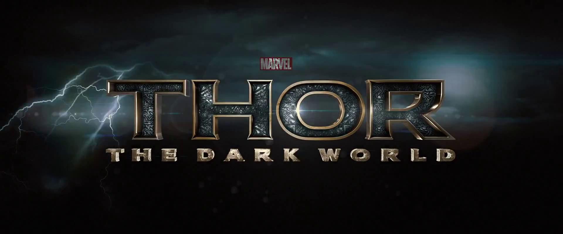 "Thor – ""the dark world"""